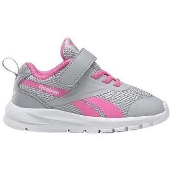 Boty Dívčí Běžecké / Krosové boty Reebok Sport Rush Runner Šedé, Růžové