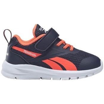 Boty Děti Běžecké / Krosové boty Reebok Sport Rush Runner Černé, Oranžové