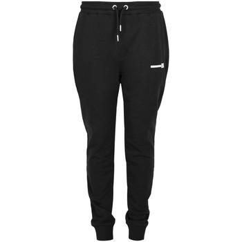 Textil Muži Teplákové kalhoty Les Hommes  Černá