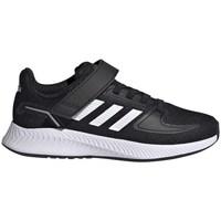 Boty Děti Běžecké / Krosové boty adidas Originals Runfalcon 20 Černé