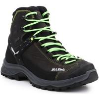 Boty Muži Pohorky Salewa MS Hike Trainer Mid GTX 61336-0972 black