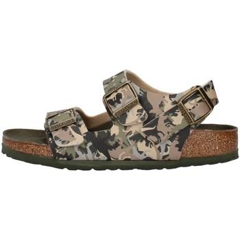 Boty Chlapecké Sandály Birkenstock 1012706 Hnědá