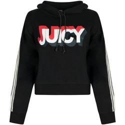 Textil Ženy Mikiny Juicy Couture  Černá