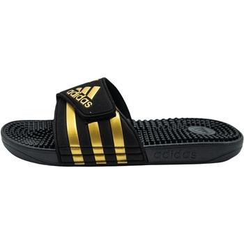 Boty pantofle adidas Originals Adissage Černá
