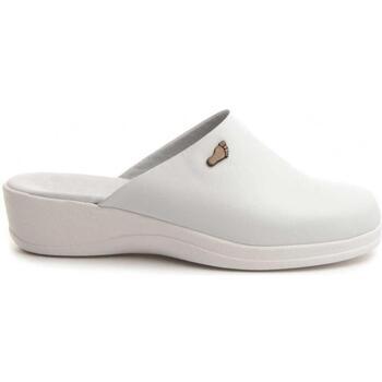 Boty Ženy Dřeváky D´kel 70461 WHITE
