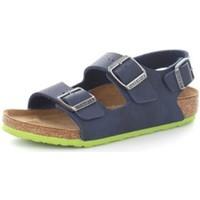 Boty Chlapecké Sandály Birkenstock 035203 Modrá