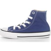 Boty Chlapecké Kotníkové tenisky Converse 351168C Modrá