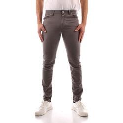 Textil Muži Oblekové kalhoty Roy Rogers P21RRU089P3180112 Šedá