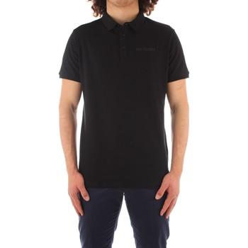 Textil Muži Polo s krátkými rukávy Trussardi 52T00488 1T003603 Černá