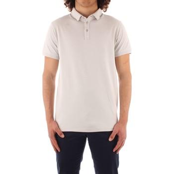 Textil Muži Polo s krátkými rukávy Trussardi 52T00488 1T003603 Šedá
