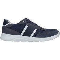 Boty Muži Sandály Geox U15ANB014EK Modrá