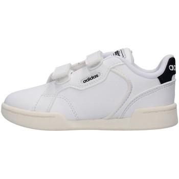 Taška Chlapecké Nízké tenisky adidas Originals FY9284 Bílá
