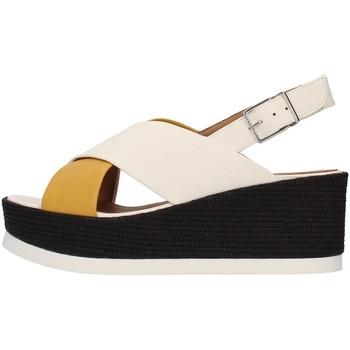 Boty Ženy Sandály Tres Jolie 2801/JIL/MS Bílá