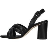 Boty Ženy Sandály Tres Jolie 2069/ELDA Černá
