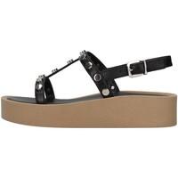 Boty Ženy Sandály Tres Jolie 2080/ALOE Černá