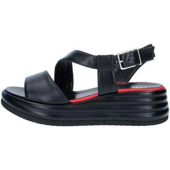 Boty Ženy Sandály Tres Jolie 1998/JAN Černá