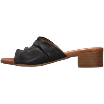 Boty Ženy Dřeváky Melluso 018851 Černá