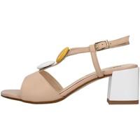 Boty Ženy Sandály Melluso K35139 Růžová