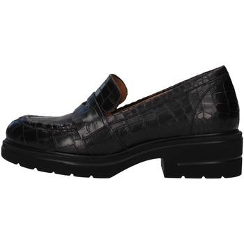 Boty Ženy Mokasíny Melluso R45326 Černá