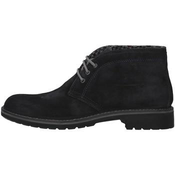 Boty Muži Kotníkové boty IgI&CO 6108633 Modrá