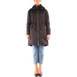 Textil Ženy Parky Calvin Klein Jeans K20K202049 Černá