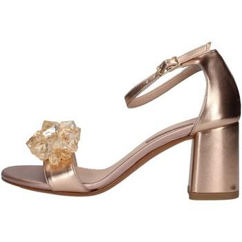 Boty Ženy Sandály Albano 4016 Červená