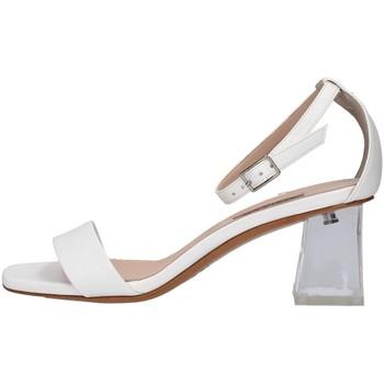 Boty Ženy Sandály Albano 4151 Bílá