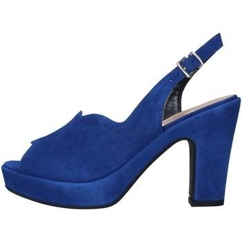 Boty Ženy Sandály Tres Jolie 1919/MARA Modrá