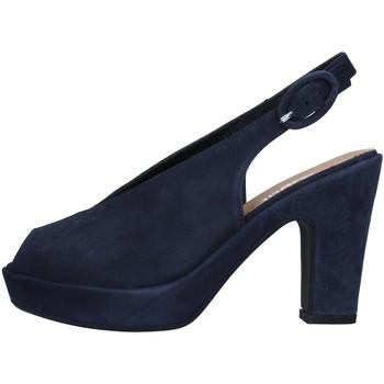 Boty Ženy Sandály Tres Jolie 2640/MARA Modrá