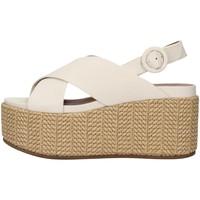 Boty Ženy Sandály Tres Jolie 2801/MONY Bílá