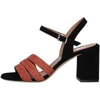 Boty Ženy Sandály Tres Jolie 2034/BUY Hnědá