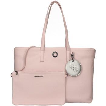 Taška Ženy Velké kabelky / Nákupní tašky Mandarina Duck FZT24 Růžová