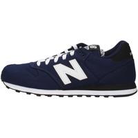 Boty Muži Nízké tenisky New Balance GM500TSE Modrá