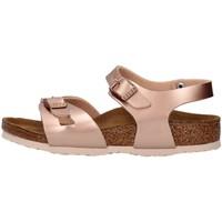Boty Dívčí Sandály Birkenstock 1012520 Růžová