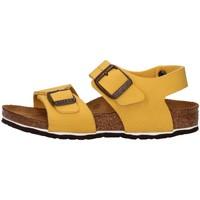 Boty Chlapecké Sandály Birkenstock 1015758 Žlutá