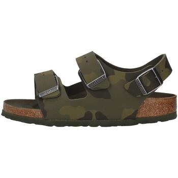 Boty Chlapecké Sandály Birkenstock 1014590 Zelená