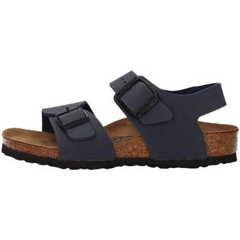 Boty Chlapecké Sandály Birkenstock 087773 Modrá