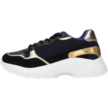 Boty Ženy Nízké tenisky Gold&gold GA136 Černá