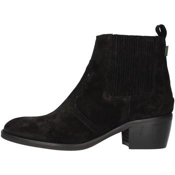 Boty Ženy Polokozačky Dakota Boots DKT73 Černá