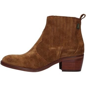 Boty Ženy Polokozačky Dakota Boots DKT73 Hnědá
