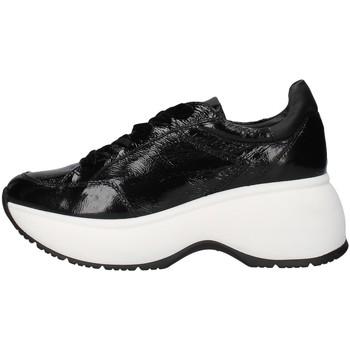 Boty Ženy Nízké tenisky Janet Sport 44750 Černá