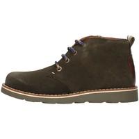 Boty Chlapecké Kotníkové boty Primigi 4420122 Zelená