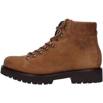 Boty Muži Kotníkové boty CallagHan 16503 Hnědá