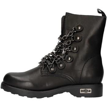 Boty Ženy Kotníkové boty Cult CLE104116 Černá