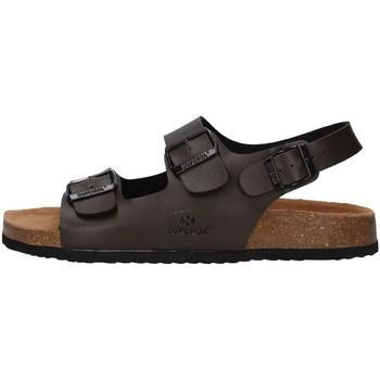 Boty Muži Sandály Superga S11G046 Hnědá