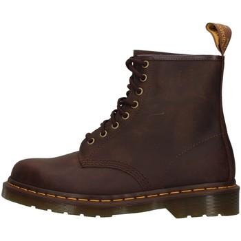 Boty Kotníkové boty Dr Martens 1460 Hnědá