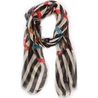 Textilní doplňky Ženy Šály / Štóly Achigio' P8-1032 Hnědá