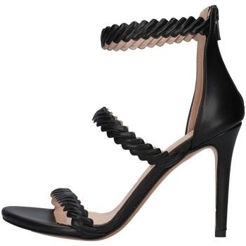 Boty Ženy Sandály Albano 2063 Černá