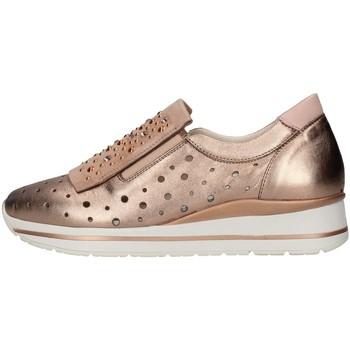 Boty Ženy Street boty Melluso R20032 Hnědá