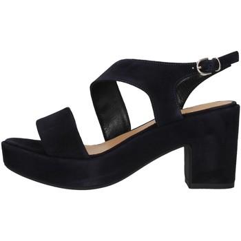 Boty Ženy Sandály Tres Jolie 2661/G60 Modrá